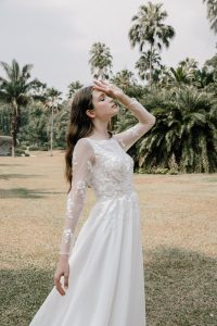 Ethereal 2019/20 bridal collection - Celestial
