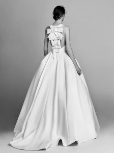 Viktor & Rolf Statement back dress