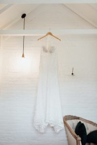 made with love bridal gown