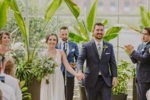 Simplicity, Elegance, and Love: The Fairytale Wedding of Emma and Joey