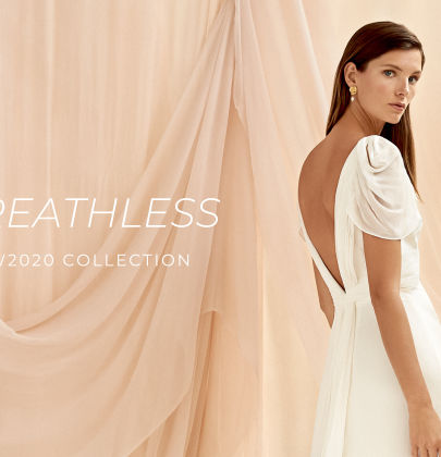 Savannah Miller Bridal Collection  F/W 2020 – Breathless