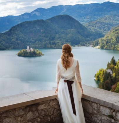 The Most BreathtakingWedding Venue in Slovenia