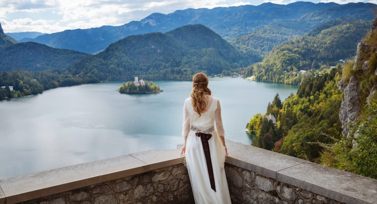 The Most BreathtakingWedding Venue in Slovenia - WedElf