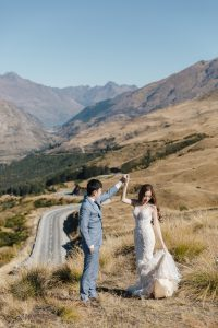 Engagement Shoot of Alicia & Douglas by OneThreeOneFour in New Zealand