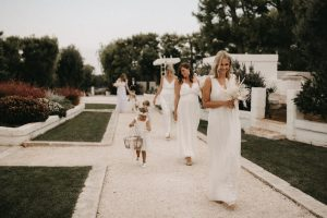 bridesmaid march in
