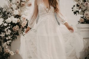 Josephine's wedding dress