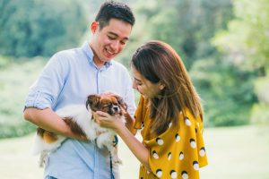 Blisspixel's Pre-wedding Giveaway Shoot with Gareth & Pailin