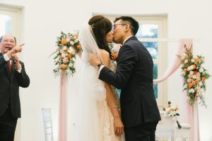 Jeremy and Ayline's wedding in Alcove
