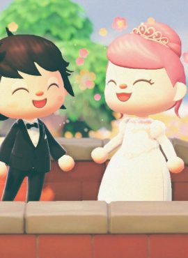 The Surprising Part  Animal Crossing Is Playing in Weddings