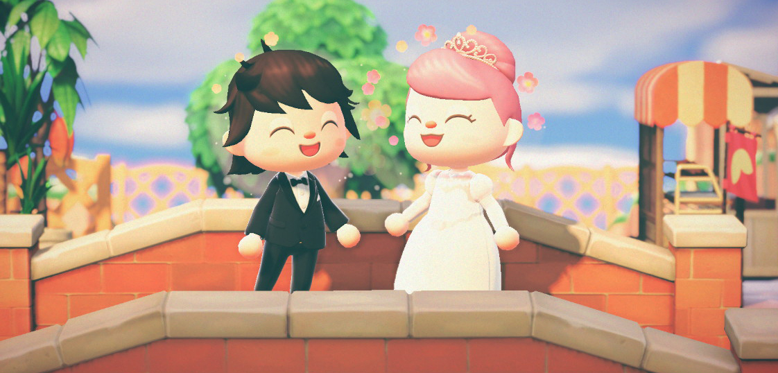 Animalcrossingwedding