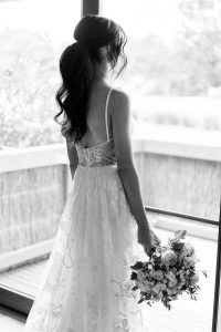 wedding gown from Madi Lane