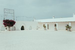 wedding venue at Masseria Potenti