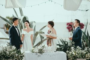jieyu and jordan's wedding ceremony