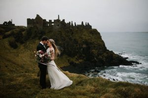 Bryars & Liz's Elopements in Northern Ireland by Epic Love Photography