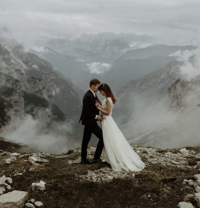 Leif & Alexandra's Artsy Elopement in Italy
