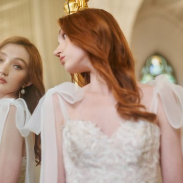 Golden Daze – Bridal Collectionfrom Ethereal by Watabe Wedding